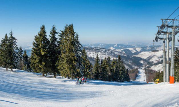 Slavnosti na sněhu a zahájení lyžařské sezóny v areálu Ski Příčná