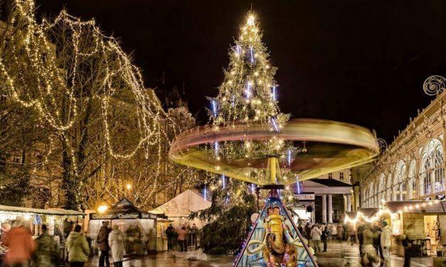 Mariánskolázeňský vánoční trh