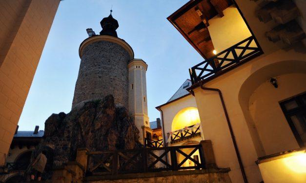 Zimní prohlídky na zámku Zbiroh