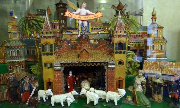 Výstava betlémů v Senátu