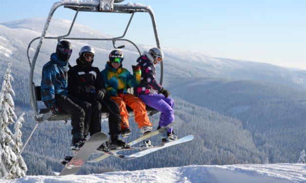 Slavnostní zahájení lyžařské sezóny v Harrachově – Skiopening 2017/2018