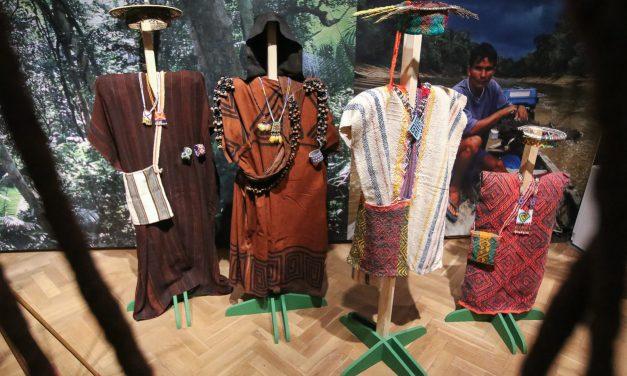 Indiáni v Náprstkově muzeu v Praze