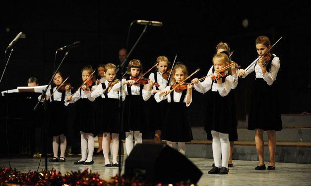 Mezinárodní festival Zimní pohádka v Praze