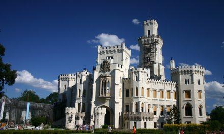 Robert Křesťan a Druhá tráva – koncert na zámku Hluboká