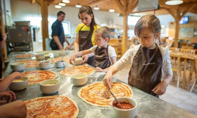 Kurzy pečení pizzy pro všechny