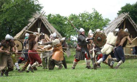 Veligrad 2020 – historická bitva z doby Velké Moravy