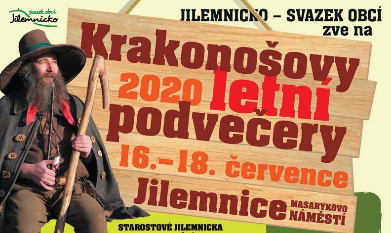 Jilemnické Krakonošovy podvečery 2020