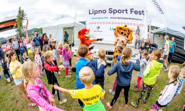 Lipno Sport Fest 2020