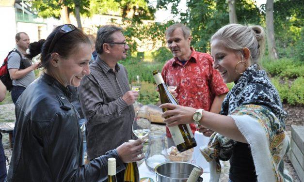 Otevřená zahrada – Víno z blízka: Večer s EKOVÍNEM