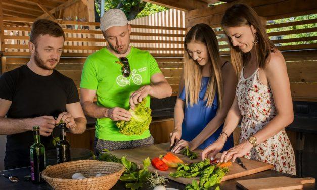 OTevřená zahrada – Bylinkovo-kulinářský workshop