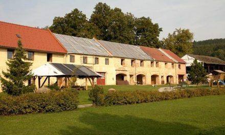 Art Camp v Borotíně u Boskovic