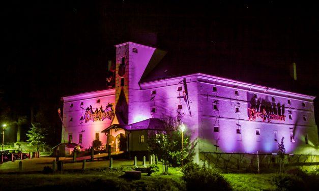 Speciální noční prohlídka Strašidelného zámku Draxmoor