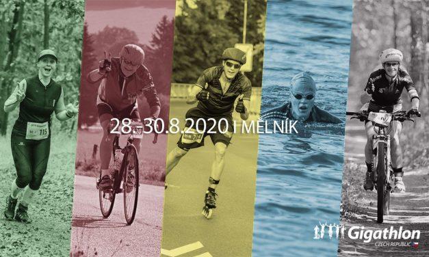 Gigathlon Czech Republic 2020