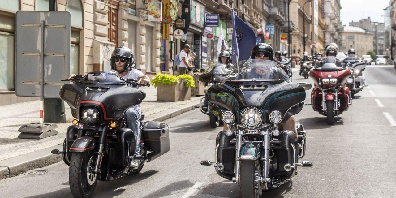 Prague Harley Days 2020