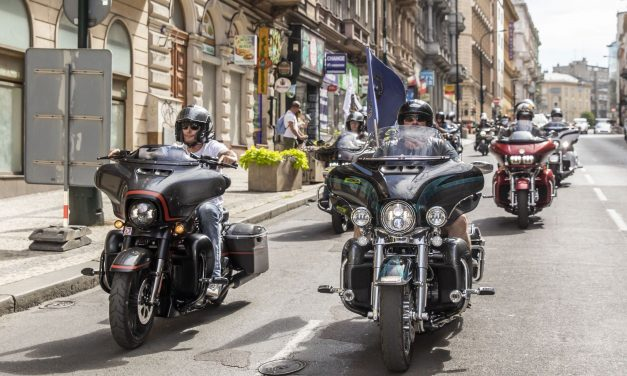 Prague Harley Days 2020