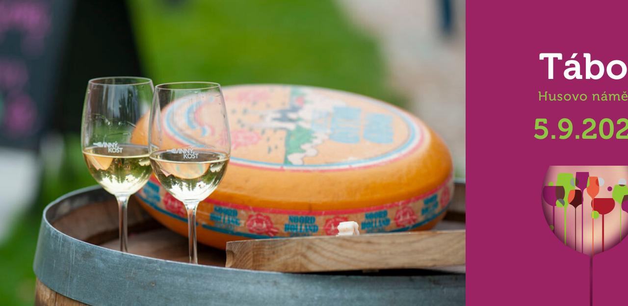 Vinný košt v Táboře