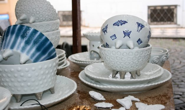 Tradiční keramické trhy na Kampě