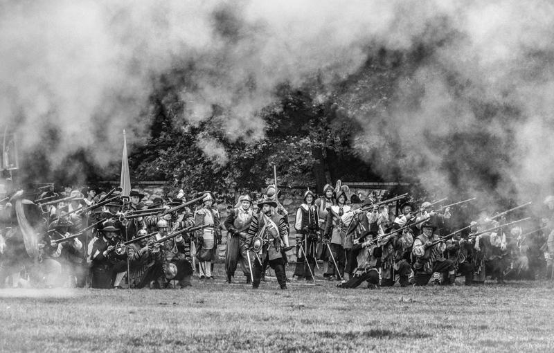 Rekonstrukce bitvy na Bílé hoře 1620 – 2020