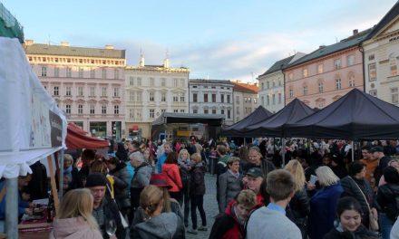 Olomoucké vinné slavnosti podzimní